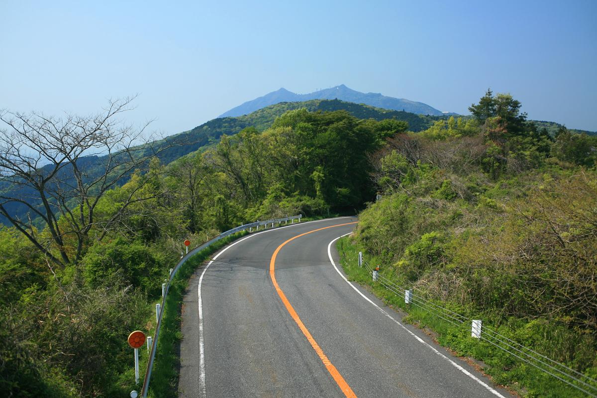 茨城の表筑波スカイラインの写真